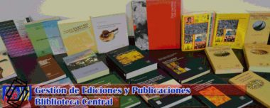 Ediciones de la Biblioteca de la UCV